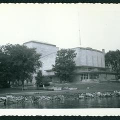 Memorial Union Theater Wing