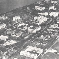 Aerial, UW-Madison