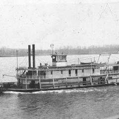 Gillespie (Towboat, 1925?-1928)