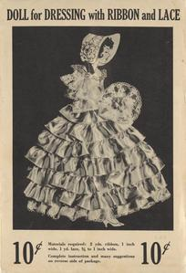 Dol-Lee-Dolls dress pattern