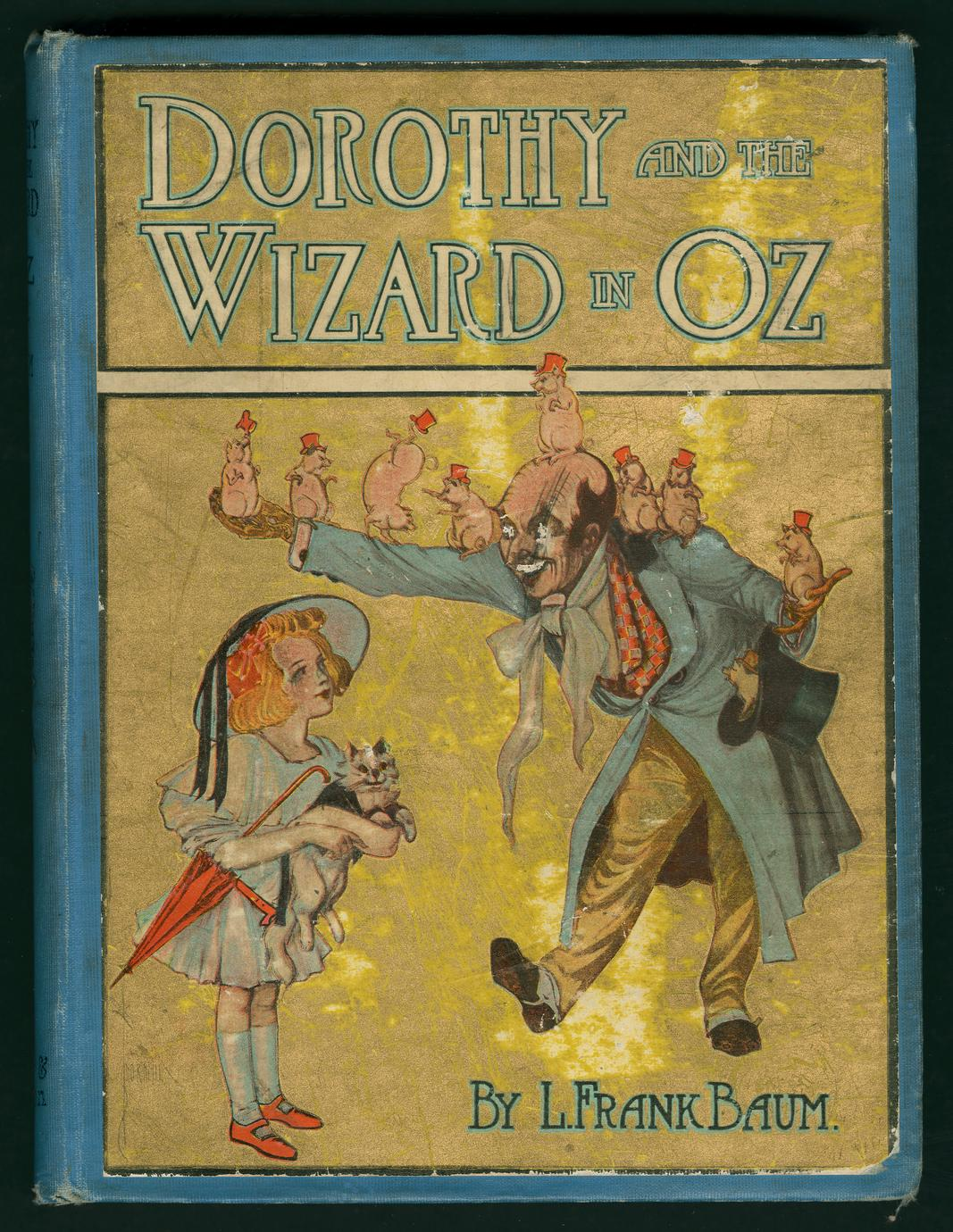 Dorothy and the Wizard in Oz (1 of 3)
