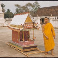 Boun : pagoda offering