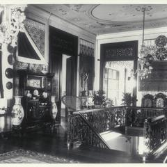 Interior of commanding general's quarters, Manila, 1899