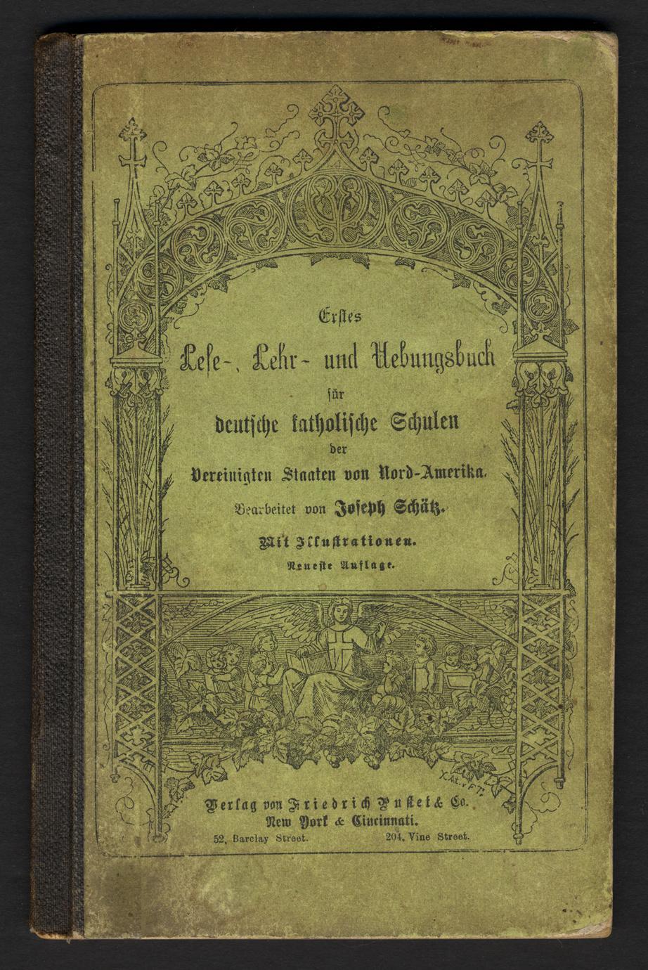 Erstes Lese-, Lehr- und Uebungesbuch für deutsche katholische Schulen (1 of 2)