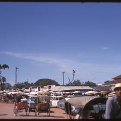 Morning Market : general view