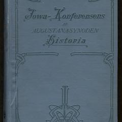 Iowa-Konferensens af Augustana-Synoden historia