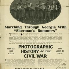 "Civil War-era band in ""Current Opinion"""