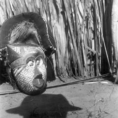 Kuba-Ngongo Shyen i Malul Mask