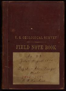 Gogebic Iron Range, Michigan : [specimens] 7460-7606