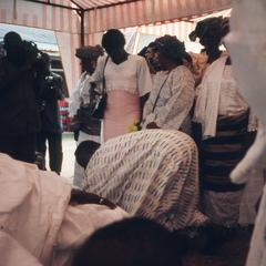 Recording the Ifaturoti wedding
