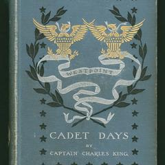 Cadet days : a story of West Point