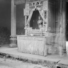 [Idol in East Gate Yeungkong 陽江.]