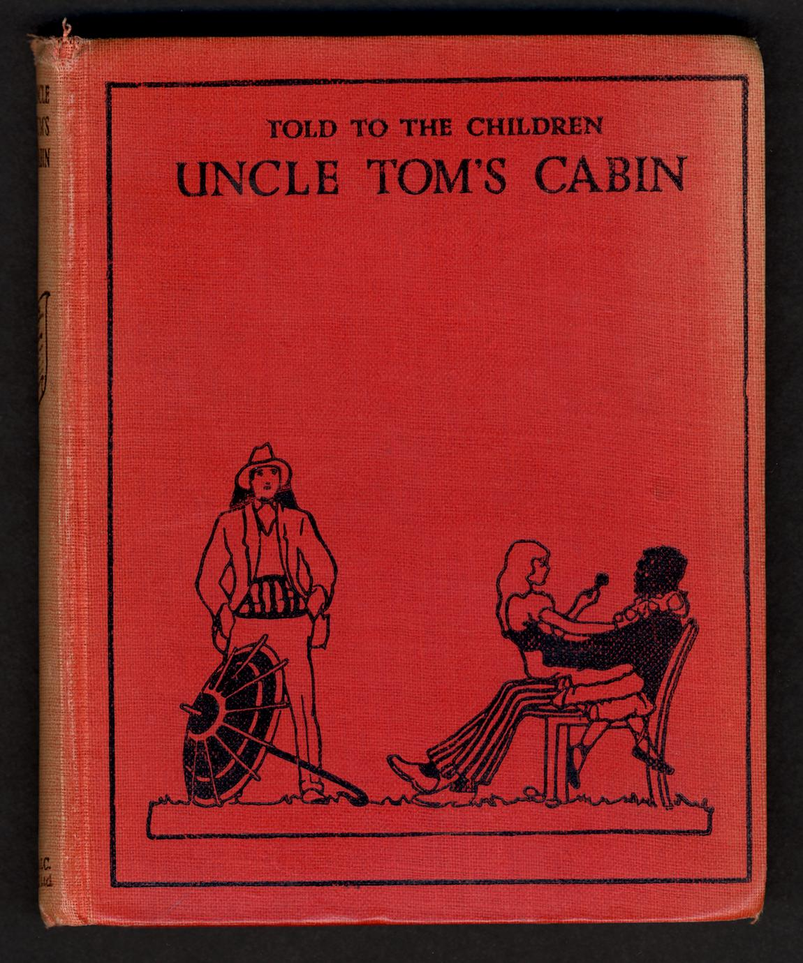 Uncle Tom's cabin : told to the children (1 of 2)