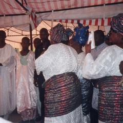 Ifaturoti wedding
