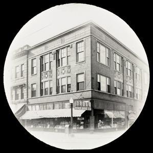 Grosvenor Block - Hurd Drug Store