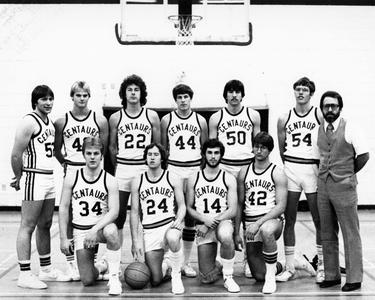 1982 Men's Basketball team