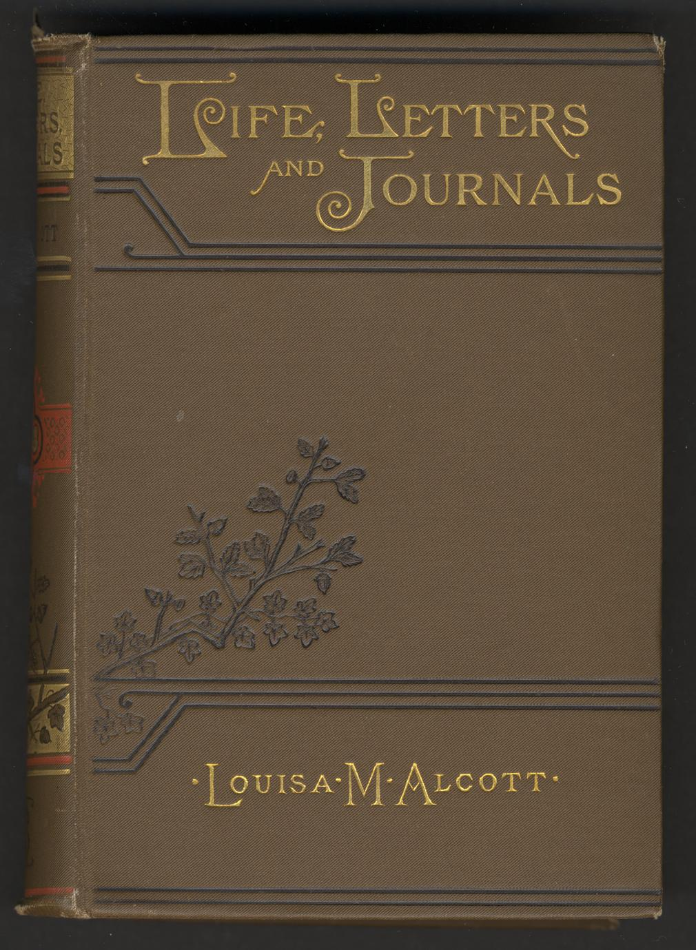 Louisa May Alcott : her life, letters, and journals (1 of 3)