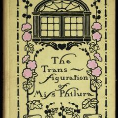 The transfiguration of Miss Philura
