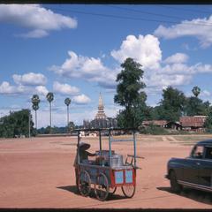 That Luang fair entrance