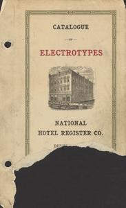 Catalogue of electrotypes