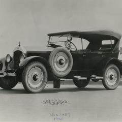 Winther automobile