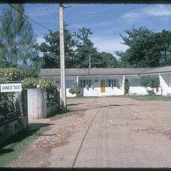 USAID temporary quarters