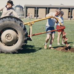 Arbor Day, Janesville, 1988
