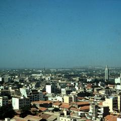 """Downtown Dakar in Area Called  the """"Plateau"""""""