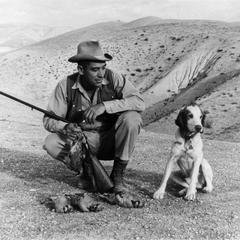 A. Starker Leopold hunting