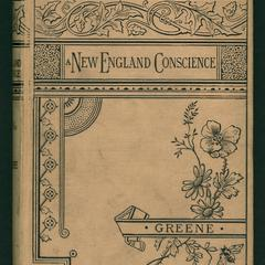 A New England conscience
