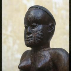 Yoruba Afro-Brazil Statue