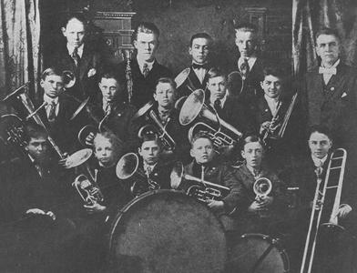 Fox Lake Juvenile Band of 1919