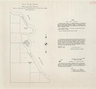 [Public Land Survey System map: Wisconsin Township 38 North, Range 21 East]