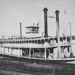 J. G. Parke (Snagboat/Towboat, 1882-1903)