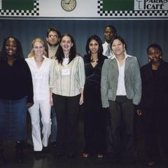 UW presenters at the 2005 American Multicultural Student Leadership Conference