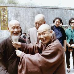 Master Minchang 明常, Master Mingguan 明觀.