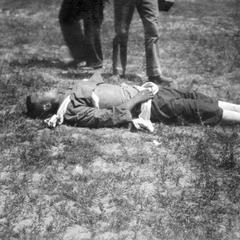 Bandit killed at Qinhuangdao 秦皇島.