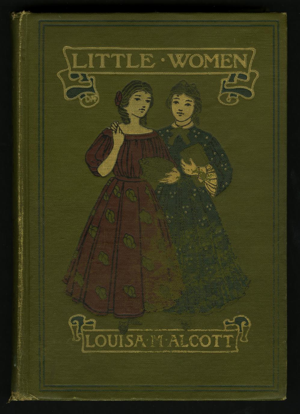 Little women, or, Meg, Jo, Beth, and Amy (1 of 3)