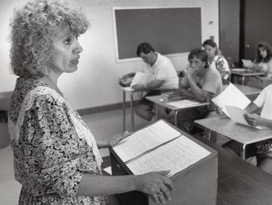 Janet LaBrie, Janesville, ca. 1989