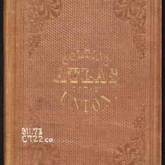 Colton's condensed octavo atlas of the Union : containing maps of all the states and territories of the United States of America