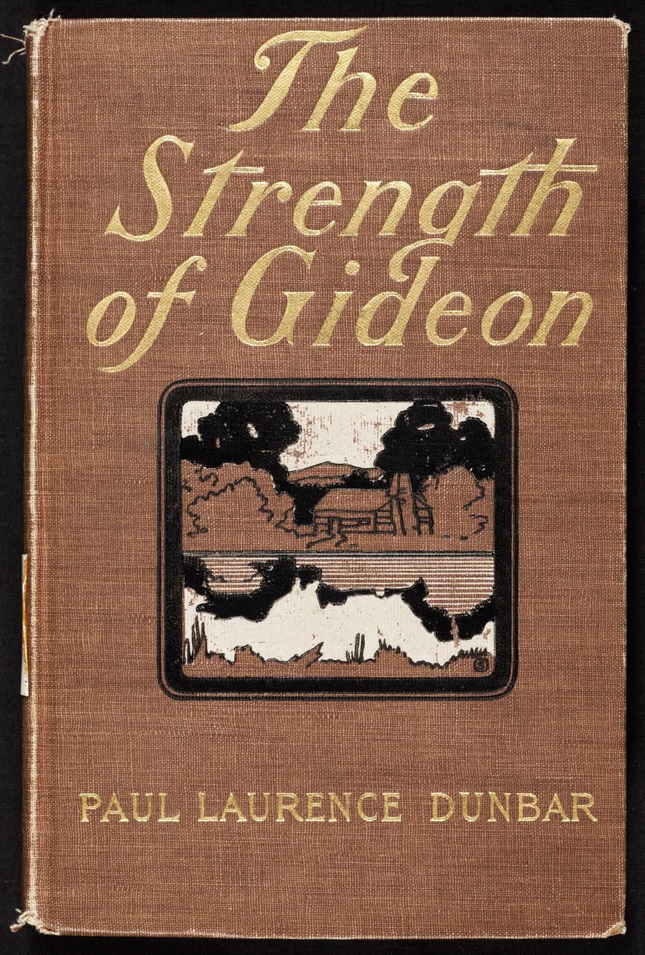 The strength of Gideon and other stories (1 of 2)
