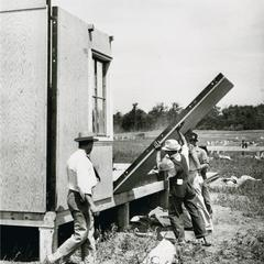 Custerdale Construction, Manitowoc, WWII