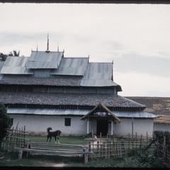 Muang Sing-Lu temple