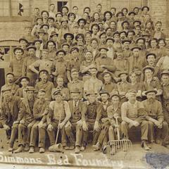 Simmons foundry employees