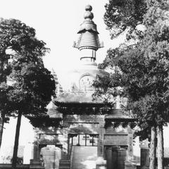 Qingjing Huayu Ta  (Pure and Transformed-Region Pagoda) 清淨化域塔