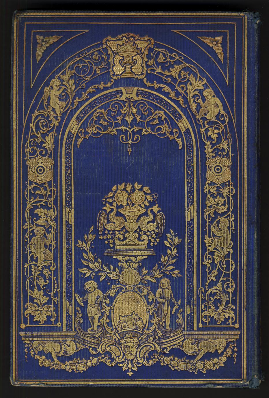 The book of pearls : a choice garland of prose, poetry, and art; containing twenty finely executed steel engravings (1 of 3)