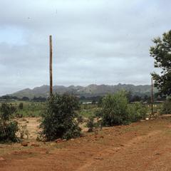 Dirt road in Jos