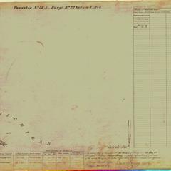 [Public Land Survey System map: Wisconsin Township 38 North, Range 22 East]