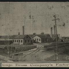 Chicago Brass Company factory