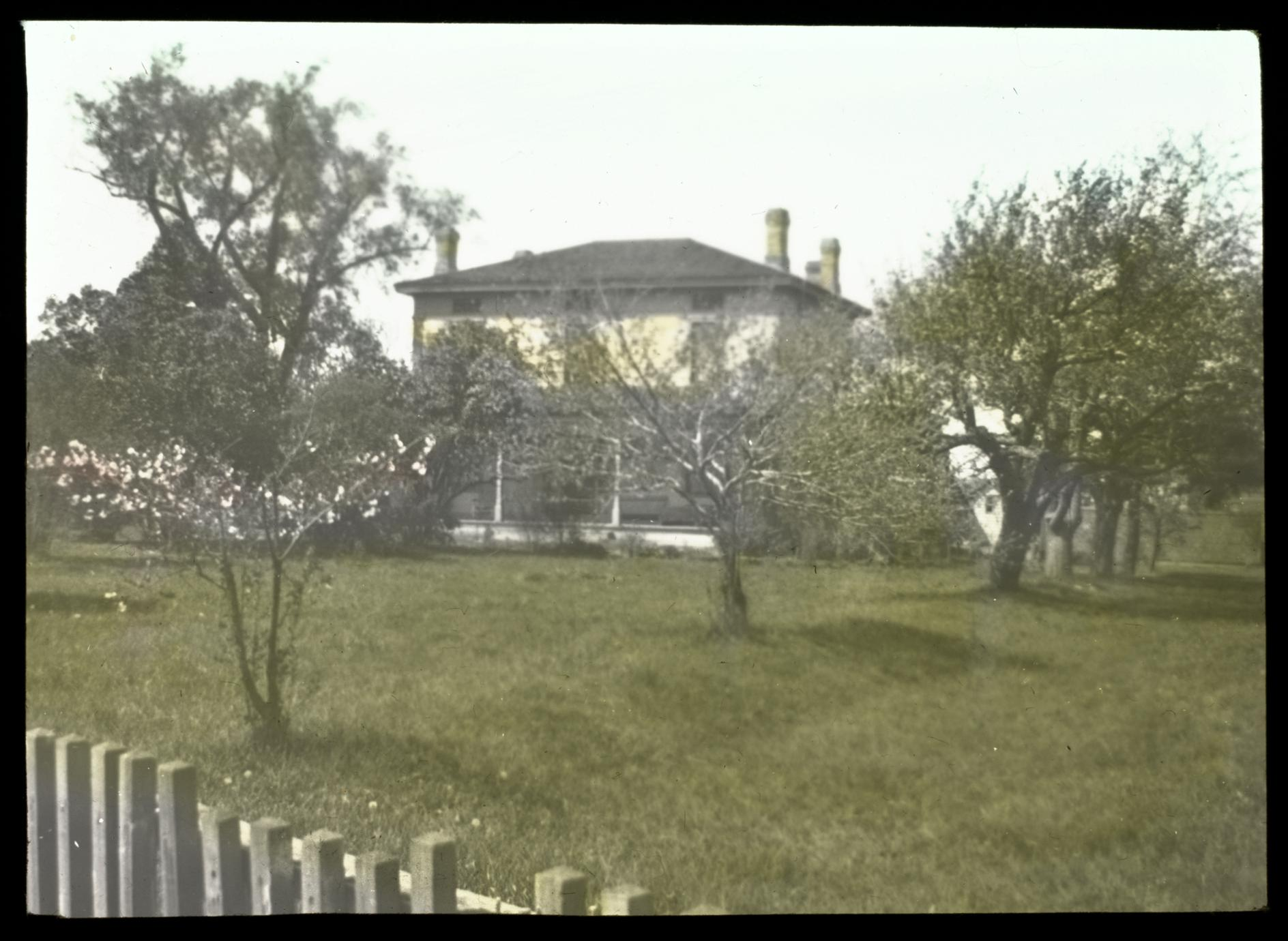 Home of Charles A. Hastings